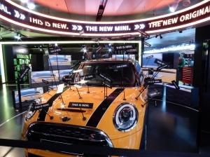 The new Mini!
