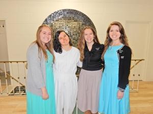 Natalie Got Baptized!